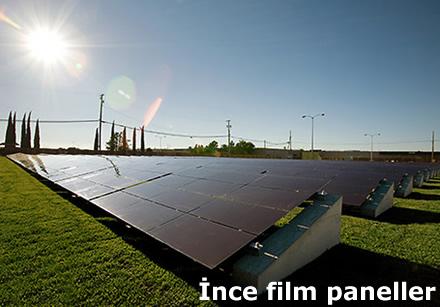 İnce Thin Solar Panel