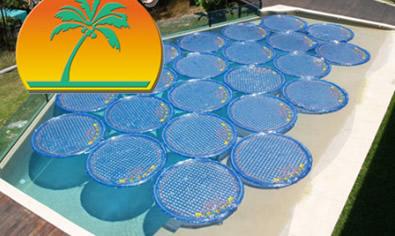 Solar Havuz örtüsü